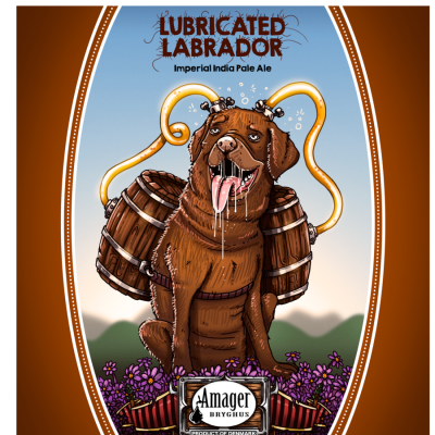 Lubricated Labrador1